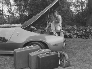 обои Invader GT5 багажник фото