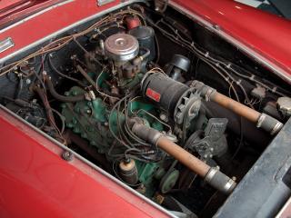 обои Italmeccanica IT160 мотор фото