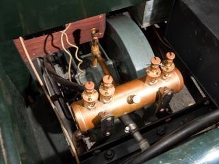 обои Jewel Model D Runabout 1907 моторчик фото