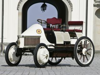 обои Lohner-Porsche Semper Vivus бок фото