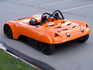 обои Luso Motors LM23 бок фото