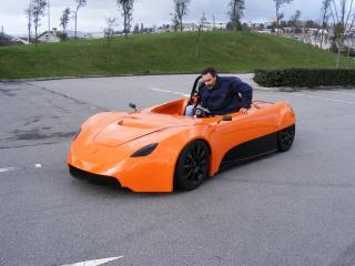 обои Luso Motors LM23 водитель фото