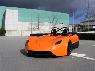 обои Luso Motors LM23 перед фото
