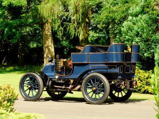 обои Malicet & Blin 8HP 1903 бок фото