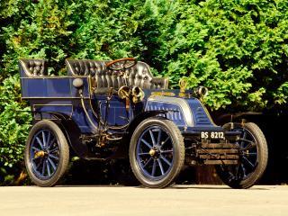 обои Malicet & Blin 8HP 1903 передок фото