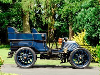 обои Malicet & Blin 8HP 1903 сбоку фото