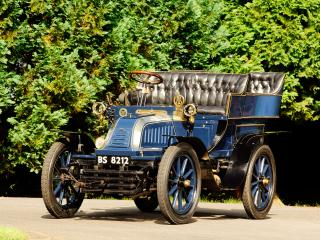 обои Malicet & Blin 8HP 1903 спереди фото