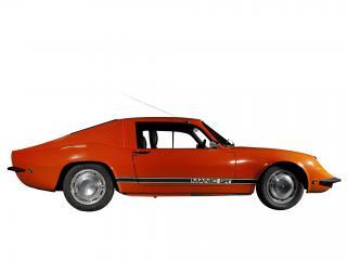 обои Manic GT 1969 сбоку фото