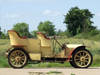обои Martini 20-24 HP Roi-des-Belges Double Phaeton by Thorn 1906 бок фото
