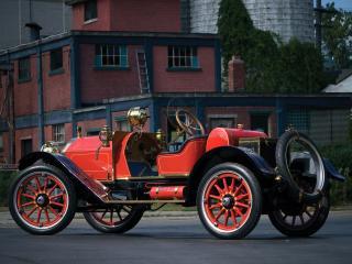 обои Marion Bobcat Speedster (33) 1912 бок фото