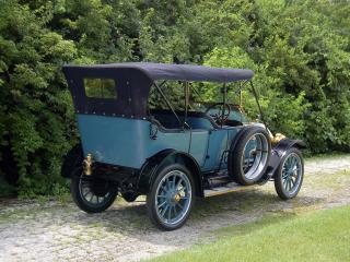 обои для рабочего стола: Michigan Model 40-K Five-Passenger Touring Car зад