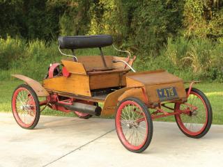 обои Orient Buckboard 1906 бок фото
