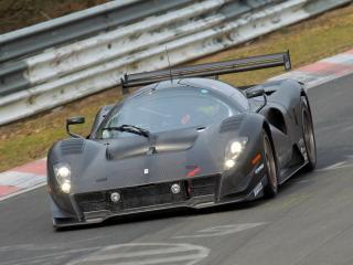 обои N.Technology P4-5 Competizione 2011 черный фото