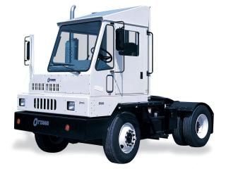 обои Ottawa Terminal Truck перед фото