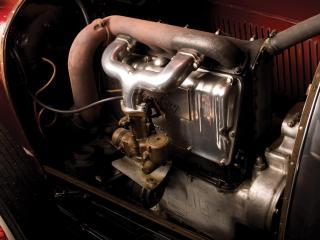 обои ReVere Model A Touring моторчик фото