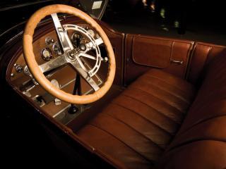 обои ReVere Model A Touring руль фото