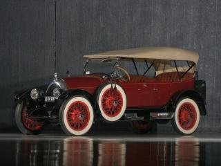 обои ReVere Model A Touring сбоку фото