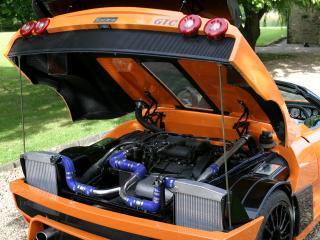 обои Salica GTC 2008 мотор фото