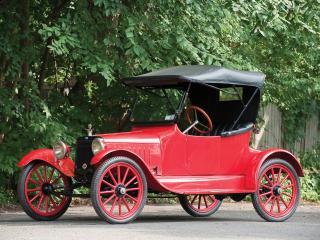 обои 1914 Saxon Model A Roadster бок фото