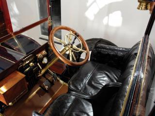 обои Societe Manufacturiere d'Armes 24-30 Landaulette руль фото