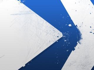обои Синяя стрелка фото