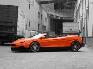 обои Savage Rivale Roadyacht GTS Concept бок фото