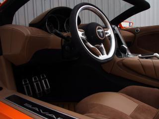 обои Savage Rivale Roadyacht GTS Concept руль фото