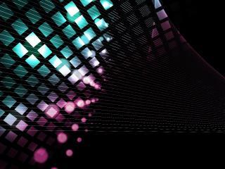 обои Светлые квадраты фото