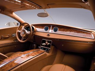 обои Bugatti 16C Galibier Concept 2009 торпеда фото