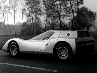 обои Alfa Romeo Scarabeo by O.S.I. сбоку фото