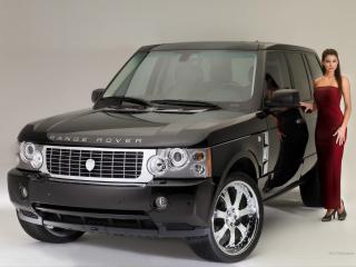 обои Land Rover Range Rover STRUT фото