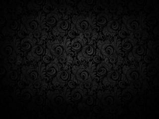 обои Темные обои подсвеченные по центру фото