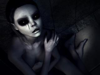 обои Зомби,   вампир,   эльф,   девушка фото