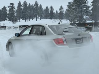 обои Снег из под субары фото