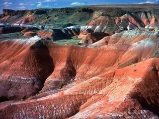 обои Красный каньон фото