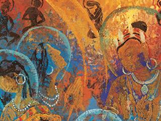обои Святые Тибета фото