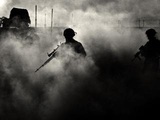 обои Туман войны фото