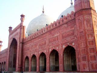 обои Восточная мечеть фото