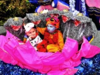 обои Маленькие актёры индийского театра фото