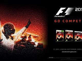 обои Formula1-game диски фото