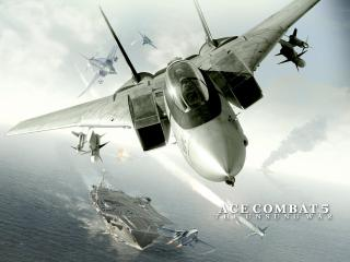 обои Ace Combat 5 The Unsung War сила фото