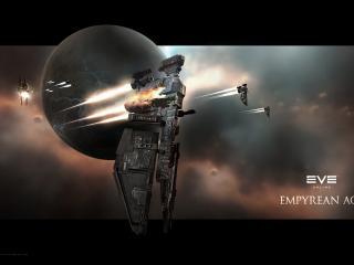 обои Empyrean Age планета фото