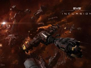 обои EVE Online: Incursion фото