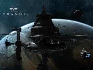 обои для рабочего стола: Tyrannis космос