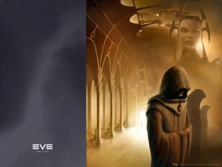 обои EVE Online аббат фото