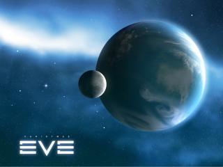 обои EVE Online космос фото