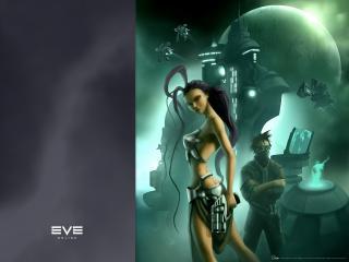 обои EVE Online красивая фото