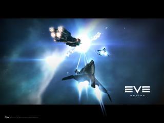 обои EVE Online красивый космос фото