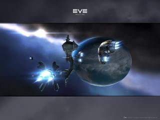 обои EVE Online мощь фото