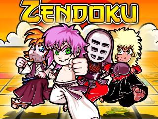 обои Zendoku друзья фото